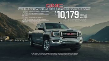 2018 GMC Sierra TV Spot, 'Real Truck' [T2] - Thumbnail 8