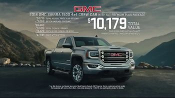2018 GMC Sierra TV Spot, 'Real Truck' [T2] - Thumbnail 9