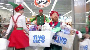Five Below TV Spot, '2018 Holidays: Santa's Helpers' - Thumbnail 8