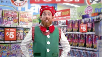 Five Below TV Spot, '2018 Holidays: Santa's Helpers' - Thumbnail 4