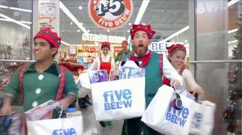 Five Below TV Spot, '2018 Holidays: Santa's Helpers' - Thumbnail 7