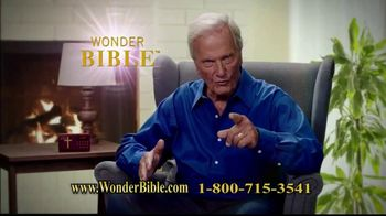 Wonder Bible TV Spot, The Word of God' Featuring Pat Boone - Thumbnail 10