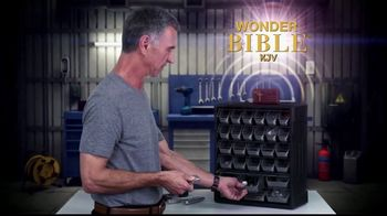 Wonder Bible TV Spot, The Word of God' Featuring Pat Boone - Thumbnail 4