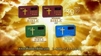 Wonder Bible TV Spot, The Word of God' Featuring Pat Boone - Thumbnail 9