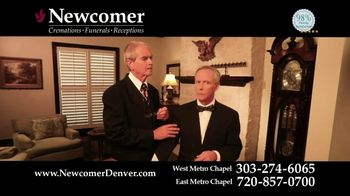 Newcomer Cremations, Funerals & Receptions TV Spot, 'Look at That Price' - Thumbnail 8