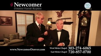 Newcomer Cremations, Funerals & Receptions TV Spot, 'Look at That Price' - Thumbnail 7
