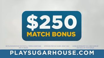 SugarHouse TV Spot, 'Millions of Betting Options' - Thumbnail 8