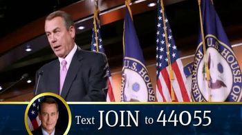2019 American Cannabis Summit TV Spot, 'Join Boehner Online' - Thumbnail 5