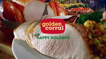 Golden Corral TV Spot, 'Holiday Dine In and Dine Out'
