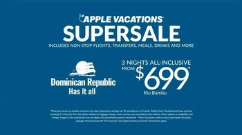Apple Vacations Supersale TV Spot, 'Simplify' - Thumbnail 9