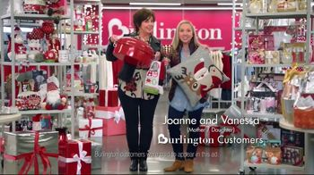 Burlington TV Spot, 'Holiday Finds'
