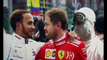Formula One TV Spot, '2018 Brazilian Grand Prix'