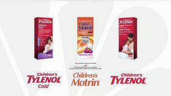 Children's Tylenol TV Spot, 'The NBCs of Parenting: My Little Girl' - Thumbnail 8