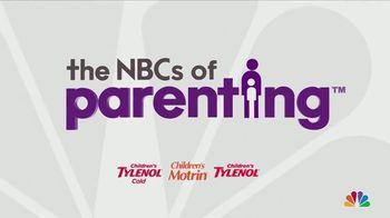Children's Tylenol TV Spot, 'The NBCs of Parenting: My Little Girl' - Thumbnail 1