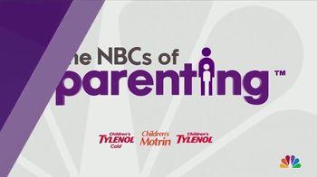 Children's Tylenol TV Spot, 'The NBCs of Parenting: My Little Girl' - Thumbnail 7