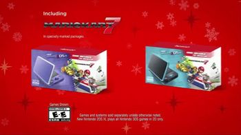 Nintendo 2DS XL TV Spot, 'Join the World of Nintendo This Holiday: Pre-Installed' - Thumbnail 10