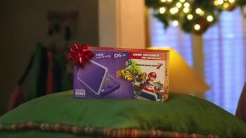 Nintendo 2DS XL TV Spot, 'Join the World of Nintendo This Holiday: Pre-Installed' - Thumbnail 2