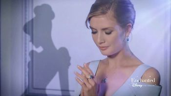 Zales Enchanted Disney Fine Jewelry TV Spot, 'Cinderella' - 1221 commercial airings