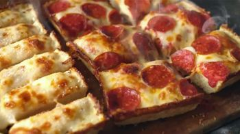 Jet's Pizza Deep Dish Duo TV Spot, 'Take a Look Around'