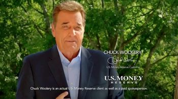 U.S. Money Reserve TV Spot, 'House of Cards: Gold Coins' Featuring Chuck Woolery - Thumbnail 2