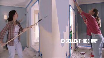 BEHR Paint Premium Plus TV Spot, 'Overachiever: Ceiling Paint' - Thumbnail 3