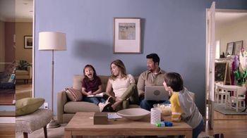 BEHR Paint Premium Plus TV Spot, 'Overachiever: Ceiling Paint'