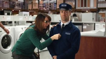 Maytag TV Spot, 'Eye Candy: HE Washer and Electric Dryer' Featuring Colin Ferguson
