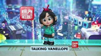 Disney's Ralph Breaks the Internet Talking Vanellope TV Spot, 'Ready to Explore'