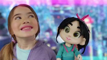 Disney's Ralph Breaks the Internet Talking Vanellope TV Spot, 'Ready to Explore' - Thumbnail 2