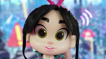 Disney's Ralph Breaks the Internet Talking Vanellope TV Spot, 'Ready to Explore' - Thumbnail 3