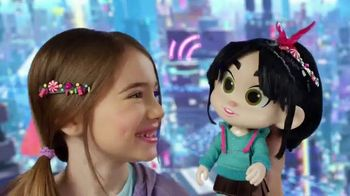 Disney's Ralph Breaks the Internet Talking Vanellope TV Spot, 'Ready to Explore' - Thumbnail 5