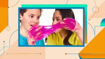 Nickelodeon Slime Scented Glitter Slime Studio TV Spot, 'Nickelodeon: Now and Wow' - 37 commercial airings