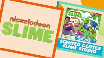 Nickelodeon Slime Scented Glitter Slime Studio TV Spot, 'Nickelodeon: Now and Wow' - Thumbnail 2