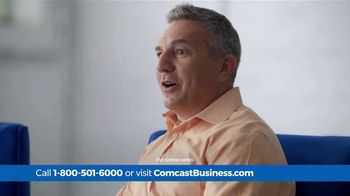Comcast Business TV Spot, 'Fast and Reliable: Add TV and Voice'