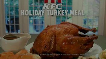 KFC Holiday Turkey Meal TV Spot, 'A Holiday Treat' - Thumbnail 1