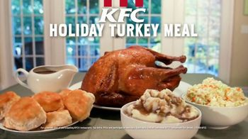 KFC Holiday Turkey Meal TV Spot, 'A Holiday Treat'