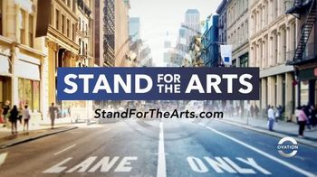 Stand for the Arts TV Spot, 'Kim Seabrook' - Thumbnail 9