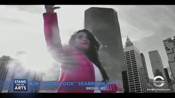 Stand for the Arts TV Spot, 'Kim Seabrook' - Thumbnail 8