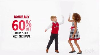 Belk Holiday Stock Up Sale TV Spot, 'Bonus Buys' - Thumbnail 3