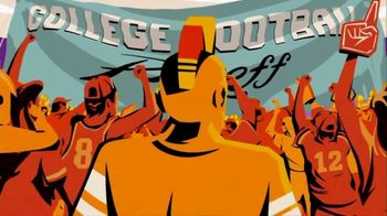 Taco Bell Live Más Student Section TV Spot, 'Making College Football What It Is'