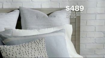Macy's Veterans Day Sale TV Spot, 'Sectionals, Storage Beds and Sofas' - Thumbnail 5