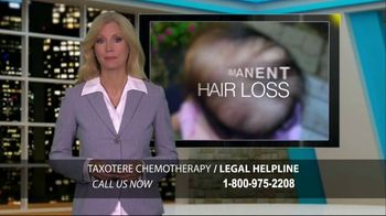 Law Offices of Bachus & Schanker TV Spot, 'Taxotere Chemotherapy Legal Helpline'