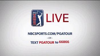 PGA TOUR LIVE TV Spot, 'Twice the Hours' - Thumbnail 8