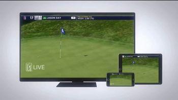 PGA TOUR LIVE TV Spot, 'Twice the Hours' - Thumbnail 3