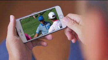 PGA TOUR LIVE TV Spot, 'Twice the Hours' - Thumbnail 6