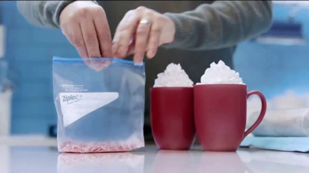 Ziploc Slider Storage Bags Tv Commercial More Than A Bag