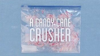 Ziploc Slider Storage Bags TV Spot, 'More Than a Bag: A Candy Crusher' Song by Andew Simple