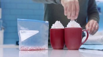 Ziploc Slider Storage Bags TV Spot, 'More Than a Bag: A Candy Crusher' Song by Andew Simple - 3274 commercial airings