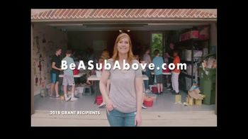 Jersey Mike's TV Spot,' The Abovers Nominate Sub Above' - Thumbnail 7