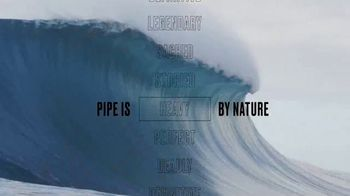 World Surf League TV Spot, 'Billabong Pipe Masters: It All Comes Down to Pipe' - Thumbnail 5